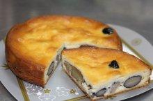 他の写真2: 丹波黒豆のチーズケーキ 4号(12cm)