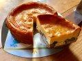 丹波黒豆のチーズケーキ 4号(12cm)