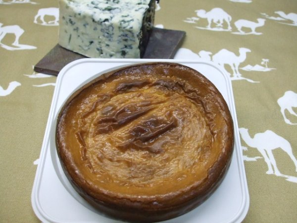 画像1: ロックフォールチーズケーキ