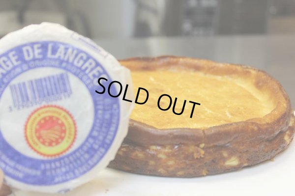 画像4: ラングルのチーズケーキ 6号(18cm)