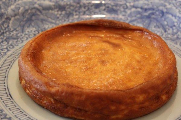 画像1: ベイクドチーズケーキ 6号
