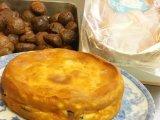 丹波栗のベイクドチーズケーキ5号