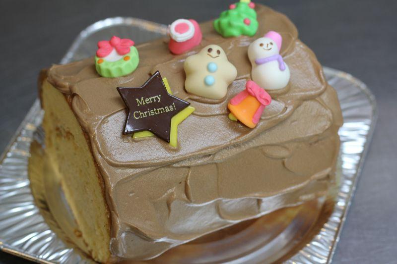 クリスマスケーキ予約受付開始いたしました。